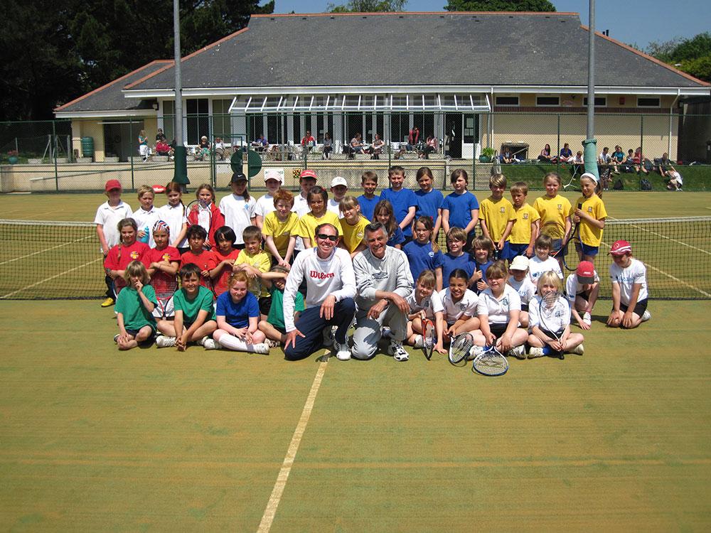 Tennis Club Facilities