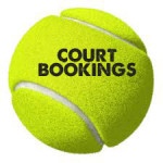 Tennis court bookings