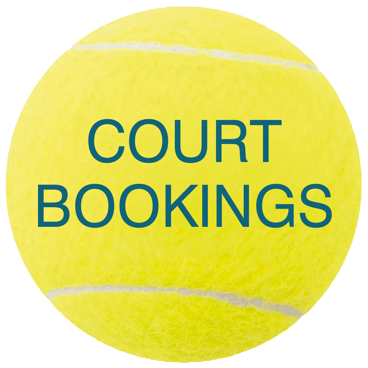Tennis court bookings